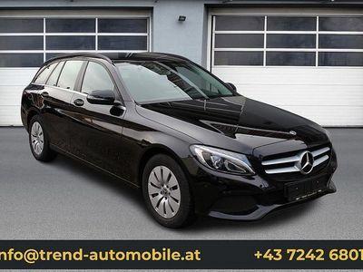 gebraucht Mercedes C200 d T Avantgarde Aut. *Topausstattung*