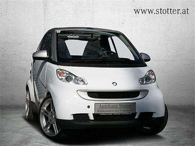 gebraucht Smart ForTwo Cabrio 62 kW