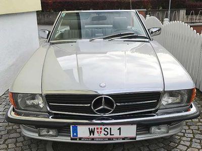 gebraucht Mercedes SL420 Cabrio / Roadster