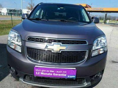 gebraucht Chevrolet Orlando 2,0 LTZ DPF