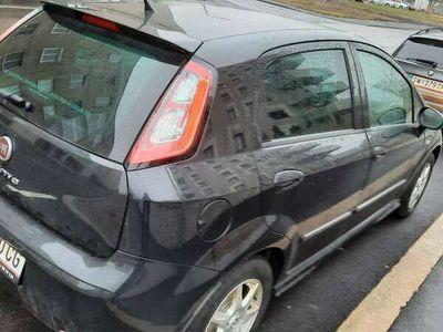 gebraucht Fiat Punto 1.4 Benzin Klein-/ Kompaktwagen