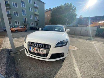 gebraucht Audi TT Coupé 2,0 TDI DPF quattro