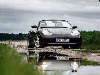used Porsche Boxster 2.5 986 Cabrio / Roadster,