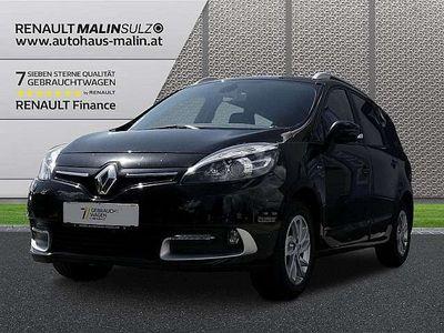 gebraucht Renault Grand Scénic Energy dCi 110 Limited Kombi / Family Van