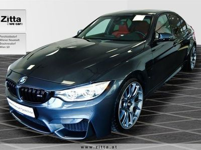 gebraucht BMW M3 3er-Reihe(F80) Limousine,