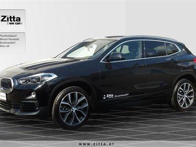 gebraucht BMW X2 sDrive 18d Advantage SUV / Geländewagen,
