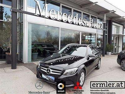 gebraucht Mercedes C250 C-KlasseT BlueTEC Avantgarde A-Edition Plus Aut. Kombi / Family Van