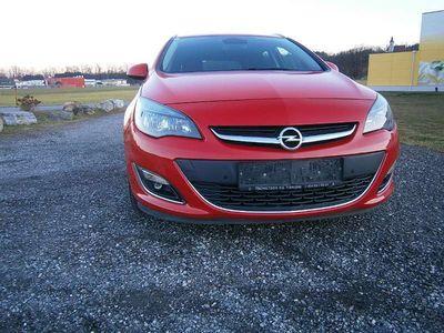 gebraucht Opel Astra ST 1,7 CDTI ECOTEC Sport Start/Stop Kombi / Family Van