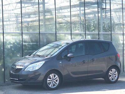 gebraucht Opel Meriva 1,7 CDTI DPF ** NUR 96.000 KM / Pickerl + Service NEU ** Kombi / Family Van