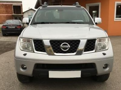 brugt Nissan Navara 2.5d XE *1. Besitz*