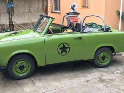 gebraucht Trabant 601 TrabbiCabrio Kübel Military Kult Oldie SELTEN Cabrio / Roadster