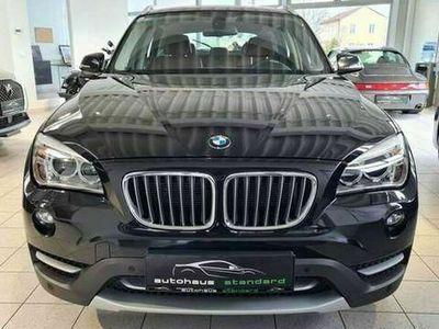 gebraucht BMW X1 XDrive 20i Aut.Allrad++Erstbesitz++Vollausstattung