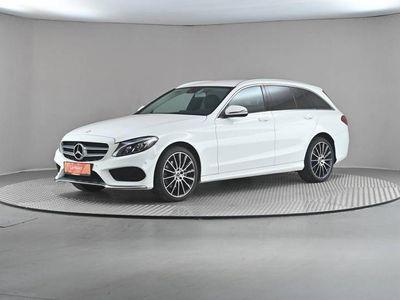 gebraucht Mercedes 220 C-KlasseT AMG Line 4Matic AT (902031)