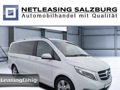 brugt Mercedes V220 BT Lang+Navi+LED+Kamera+PSD+Fondklima+AHK R-CD