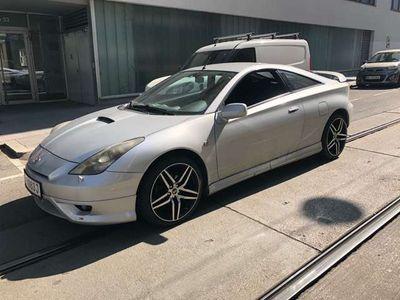 gebraucht Toyota Celica 1,8 VVT-i Wittmann Edition