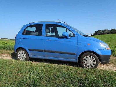 gebraucht Chevrolet Matiz / Daewoo1.0 SX Klein-/ Kompaktwagen