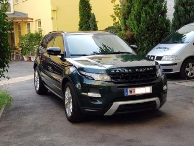 brugt Land Rover Range Rover evoque Dynamic 2,2 SD4 Aut.