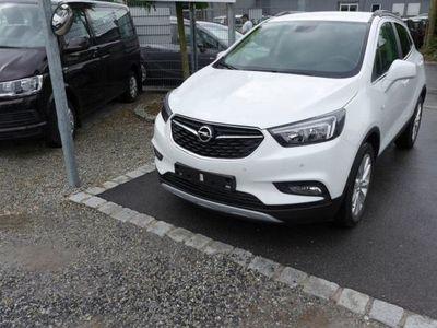 gebraucht Opel Mokka X 1.6 CDTI DPF INNOVATION 4x4 * SOFORT NAVI WINTE.