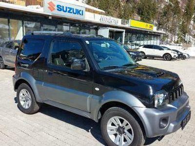 gebraucht Suzuki Jimny 1,3 VX L3 deluxe SUV / Geländewagen