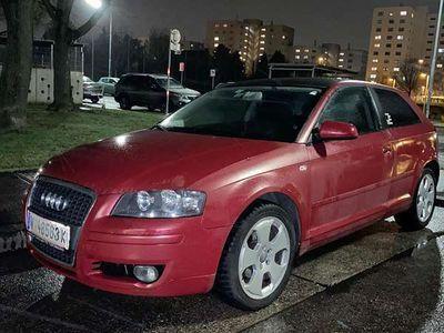 gebraucht Audi A3 1,9TDI. (Pickerl, serviceheft,Serviceheft ) Sportwagen / Coupé