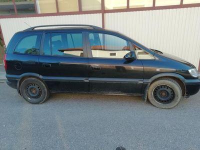 brugt Opel Zafira A