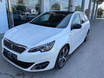 gebraucht Peugeot 308 SW 2.0 BlueHDi 150 S&S GT Line Kombi / Family Van