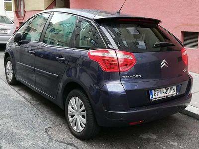 gebraucht Citroën C4 Picasso 1,6 Hdi Kombi / Family Van