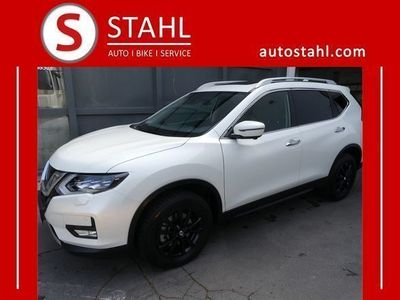 brugt Nissan X-Trail 2,0dCi N-Connecta Aut. ALL-MODE 4x4i | ... SUV / Geländewagen,