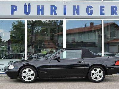 gebraucht Mercedes SL320 Roadster Aut. *Xenon*Bose*Memory*