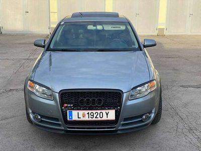 gebraucht Audi A4 V6 -3.2 FSI Limousine