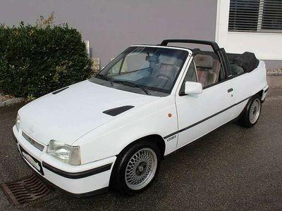gebraucht Opel Kadett E Cabrio GSi 2,0 i Cabrio / Roadster