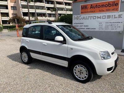 brugt Fiat Panda 4x4 1,2 ** ALLRAD - KLIMA **