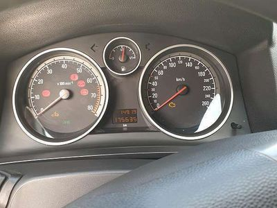 gebraucht Opel Zafira 1.6 Kombi / Family Van,
