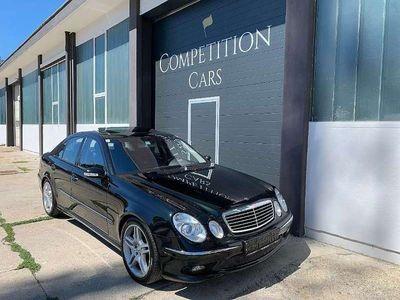 gebraucht Mercedes E55 AMG E-KlasseAMG **Vollständig Servicegepflegt bei Mercedes** Ö- Auto !!! Limousine
