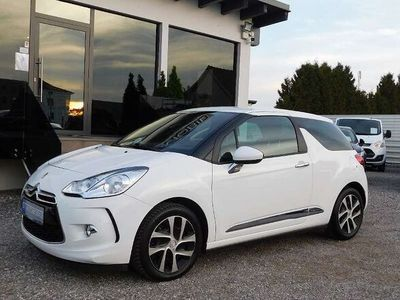 gebraucht Citroën DS3 1,6 e-HDi So Chic Airdream FAP**NAVI**TEMPOMAT**