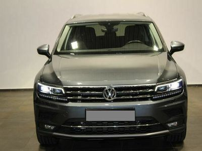 used VW Tiguan 2,0 TDI SCR 4Mot Allspace Highline DSG LED AHK Kam