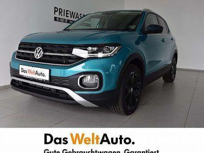 gebraucht VW T-Cross - Style TSI DSG SUV / Geländewagen
