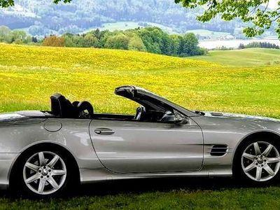 gebraucht Mercedes SL500 sl cabrio 8-zylinder Cabrio / Roadster