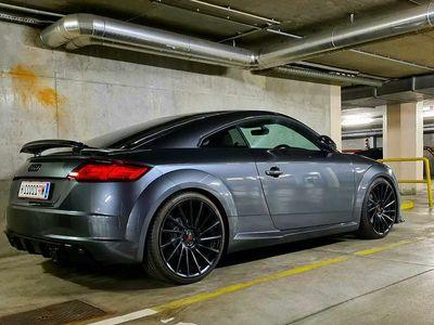 gebraucht Audi TT TDI ultra Frontantrieb Sportwagen / Coupé