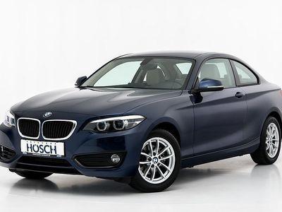 gebraucht BMW 218 i Coupe Advantage Aut. LP: 40.029,- €
