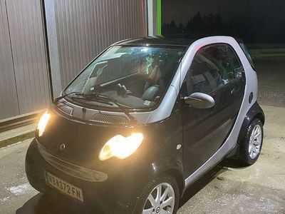 gebraucht Smart ForTwo Coupé passion cdi