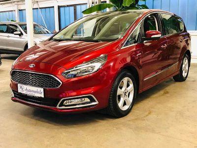 gebraucht Ford S-MAX Vignale 2.0 EcoBoost Auto-Start/Stop Aut.