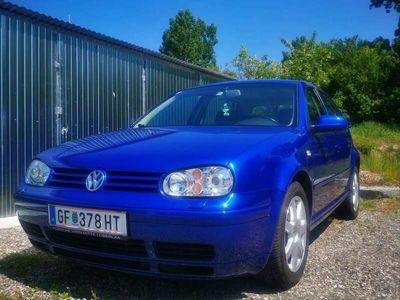 gebraucht VW Golf Carat TDI PD