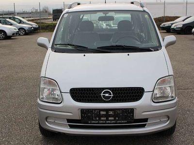 gebraucht Opel Agila 1,2-16V Njoy Kombi / Family Van