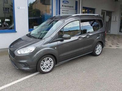 gebraucht Ford Tourneo Courier 1,5 TDCi Titanium Start/Stop Kombi / Family Van