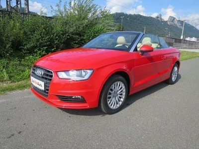 used Audi A3 Cabriolet 1.6 TDI Ambiente