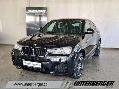 gebraucht BMW X4 xDrive 20d
