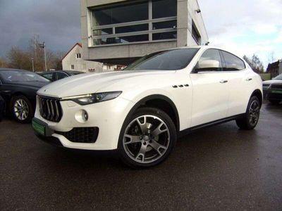 gebraucht Maserati Levante Diesel Q4 Vollausstattung SUV / Geländewagen