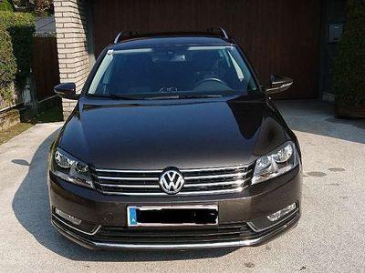 gebraucht VW Passat Variant Comfortline BMT 1,6 DTI Kombi / Family Van