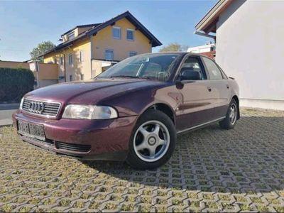 gebraucht Audi A4 1.9Tdi Limousine
